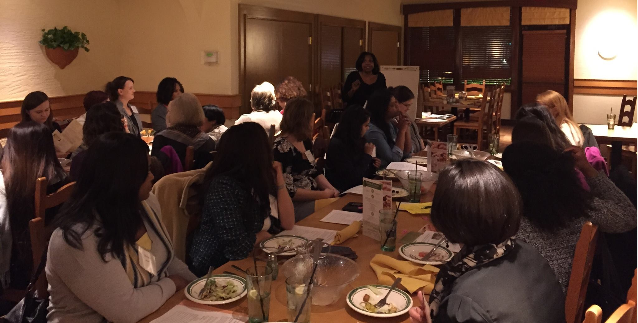 November Professional Development Meeting Recap | Society of Women ...