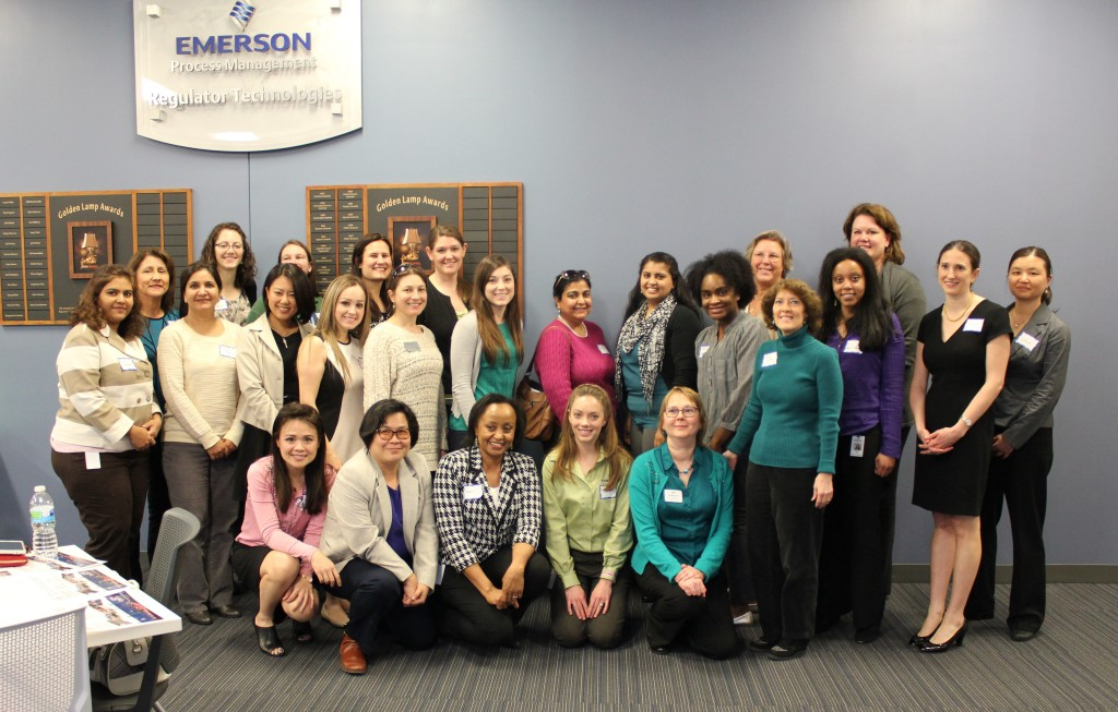 Group Photo at Emerson