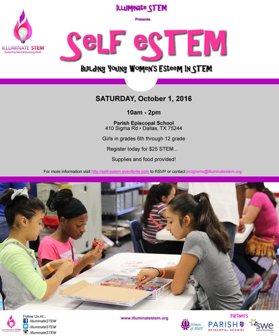 Stem School Dallas: Society Of Women Engineers