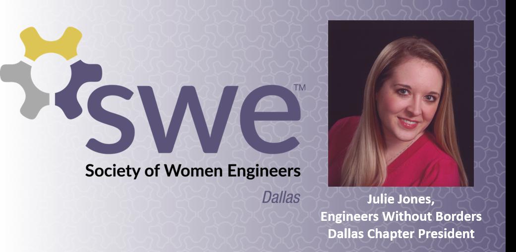 Speaker | Society of Women Engineers ~ Dallas